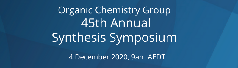 45th Annual Synthesis Symposium