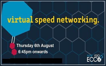 NSW Early Career Chemists Group Virtual Speed Networking