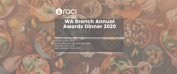 WA Branch Awards Dinner